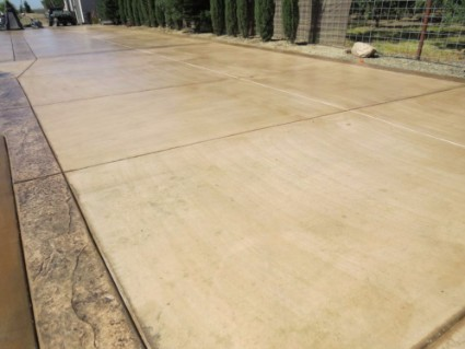a picture of a masonry constructed patio in antelope, ca