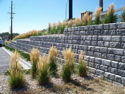 this is an image of granite bay california landscaping project